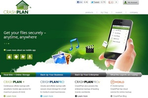 Servicio Cloud Computing: CrashPlan - La Mejor Manera de Realizar Copias de Seguridad de tus Datos