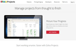 Servicio Cloud Computing: ZOHO Projects - Gestione Proyectos Desde la Idea Hasta el Final
