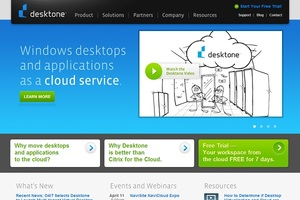 Servicio Cloud Computing: Desktone - Escritorios y Aplicaciones Windows como Servicio