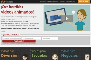 Servicio Cloud Computing: Go!Animate - ¡Crea increíbles vídeos animados!