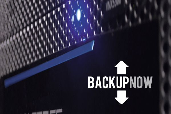 Servicio Cloud Computing: BackUp Now - Asegure su información de forma fácil y costo eficiente